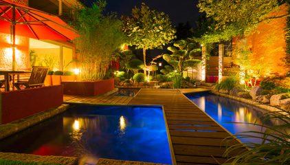Gartenbeleuchtung Ideen Für Stimmungsvolle Lichteffekte