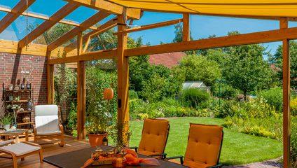 Wintergarten Einrichten   Tipps Und Ideen