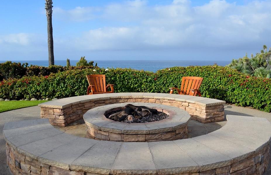 Beliebt Bevorzugt Feuerstelle im Garten - planen und anlegen &MT_26