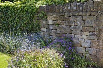 Fabulous Gartenmauer verkleiden und verschönern - Tipps und Ideen NG13
