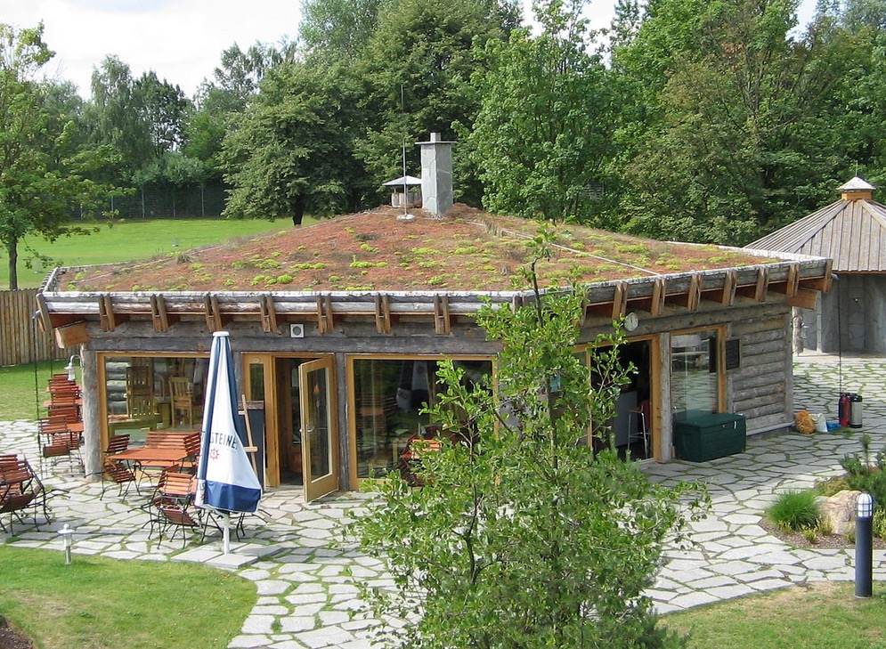 Dachbegrunung Ideen Und Umsetzung