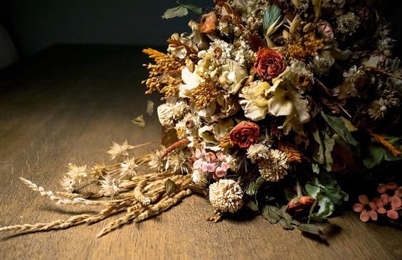 Etwas Neues genug Blumen trocknen - Tipps und Dekoideen #XP_92