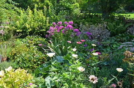 Hervorragend Cottage Garten anlegen - Ideen, Aufbau, Pflanzplan EN61