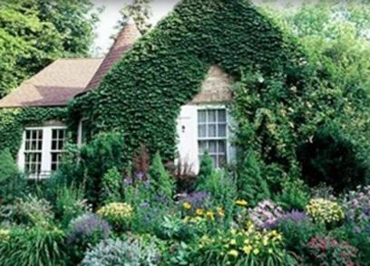 Cottage Garten Anlegen Ideen Aufbau Pflanzplan