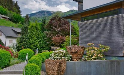 Gartenbegrenzung Ideen Zur Gestaltung Der Grundstücksgrenze