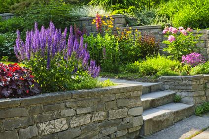 Haben Sie In Der Vergangenheit Am Hang Ihres Gartens Rasen Ausgesät In Der  Hoffnung, Nur Wenig Mühe In Seine Pflege Investieren Zu Müssen?