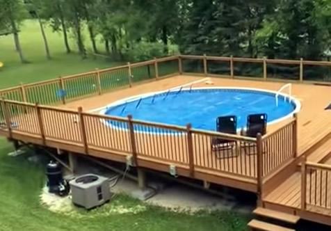 Garten Pool Verkleiden 9 Kreative Ideen Tipps